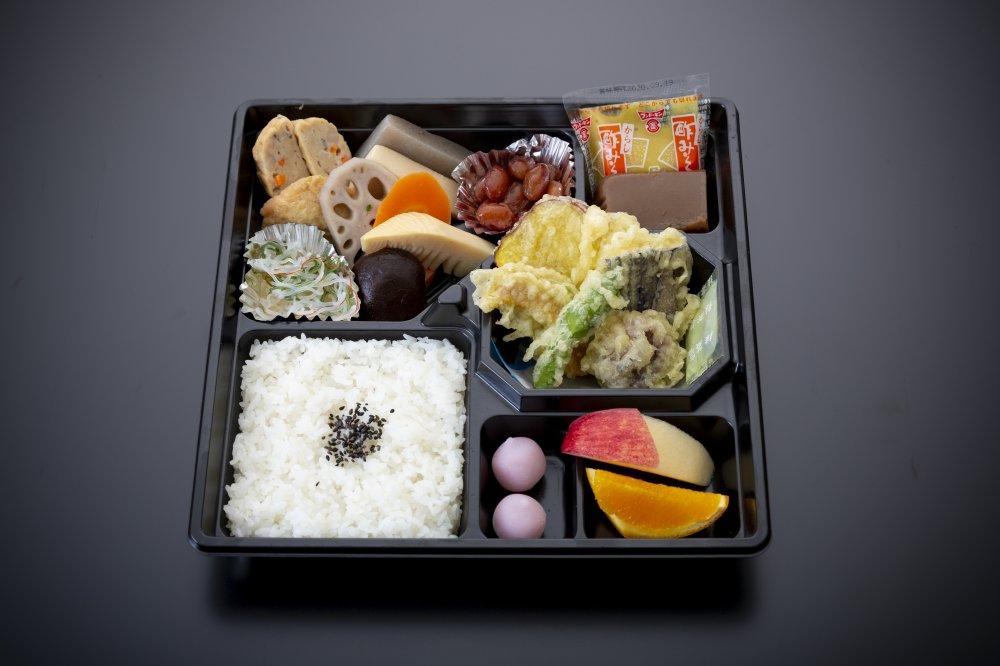 精進お弁当 1,000円